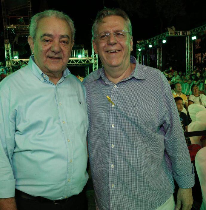 Adail Fontenele E Gilberto Bastos