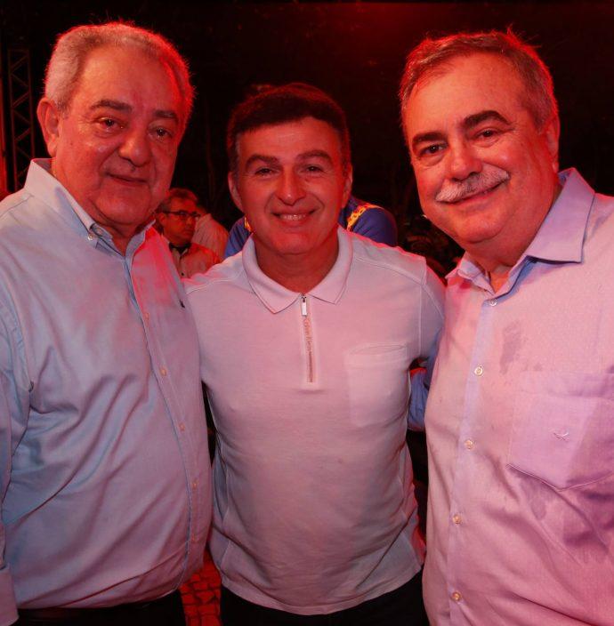 Adail Fontenele, Jean Araujo E Assis Cavalcante