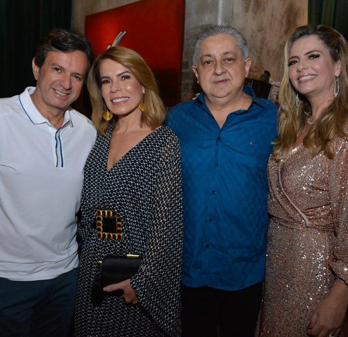 Aderaldo E Maira Silva E Adriano E Tais Pinto