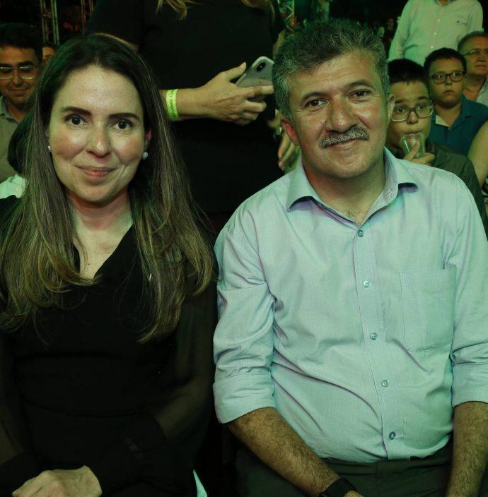 Agueda Muniz E Antonio Henrique