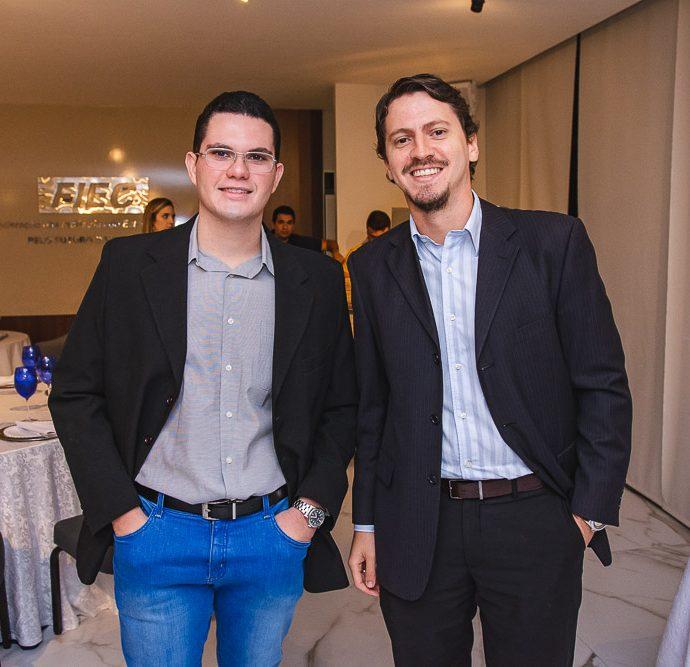 Airton Borges E Renato Peixoto