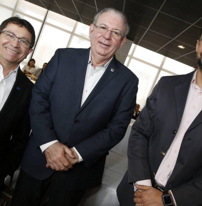 Alci Porto, Ricardo Cavalcante E Dimas Barreira