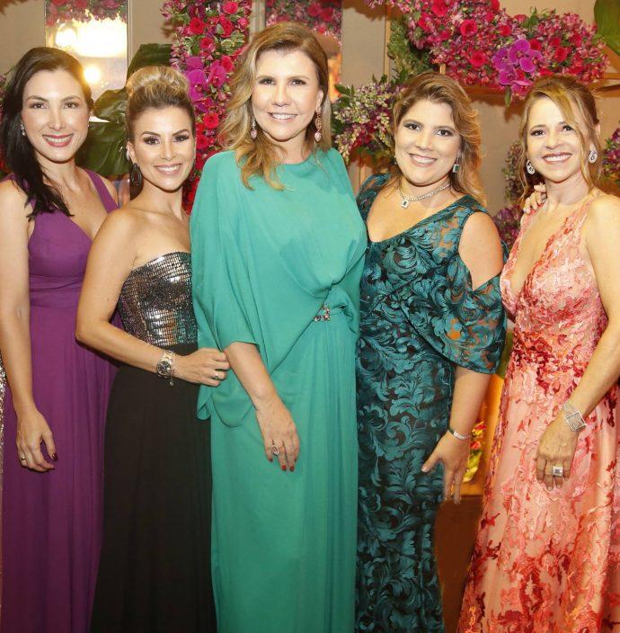 Alessandra Arrais, Danielly Linheiro, Roberta Quaranta, Georgia Fontes, Gisela Vieira, Claudiane Juacaba E Rebecca Albuquerque