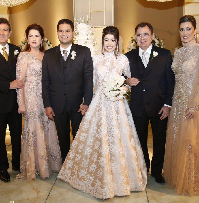 Alexandre Bebel E Alexandre Pereira Filho, Rayssa, Fernando E Adriana Cavalcante 2