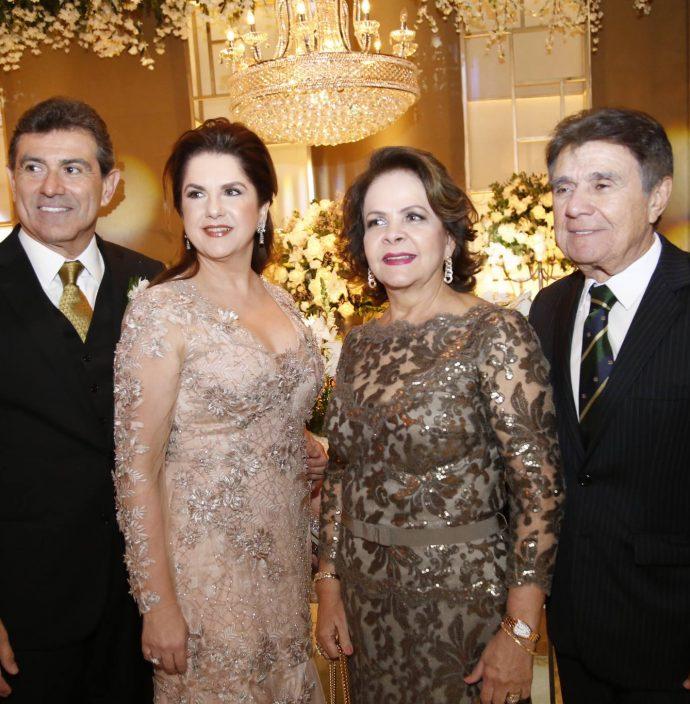 Alexandre E Bebel Pereira, Nadja E Jorge Parente