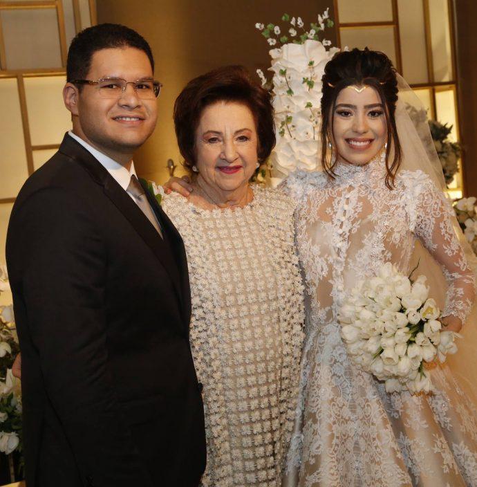 Alexandre Filho, Maria Luiza Ary E Rayssa Cavalcante