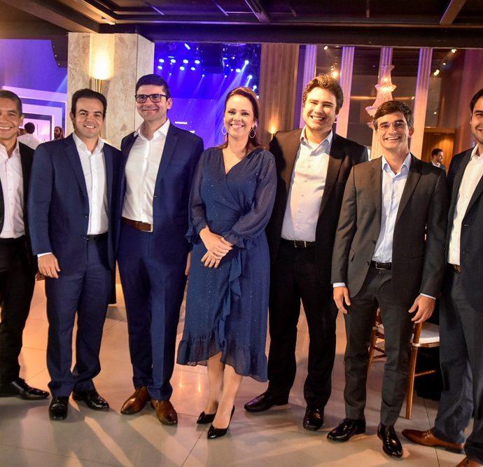Alexandre Linhares, Drauzio Barros Leal, Laerte Castro Alves, Aletéia Lopes, Ted Pontes, Adriano Huland, Ilo Marques