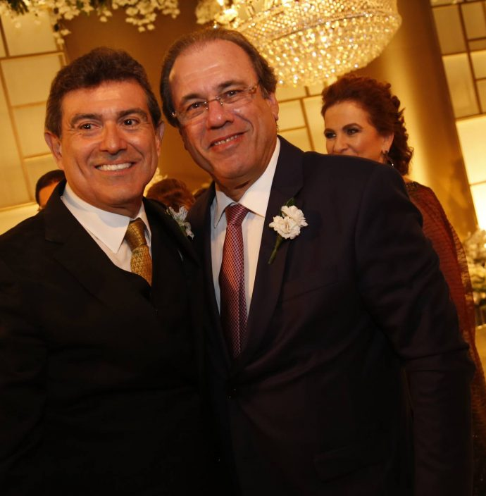 Alexandre Pereira E Claudio Brasil