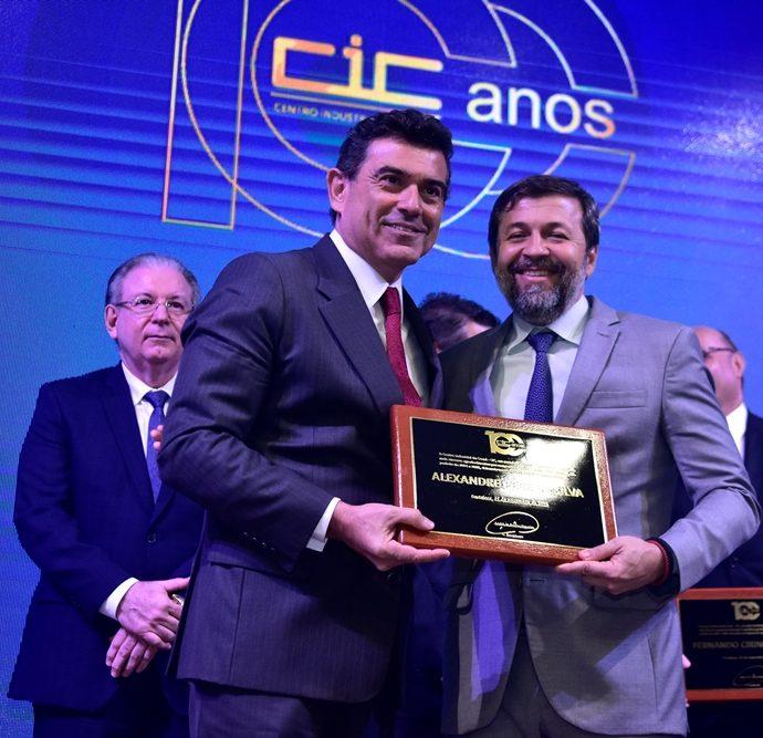 Alexandre Pereira, Elcio Batista