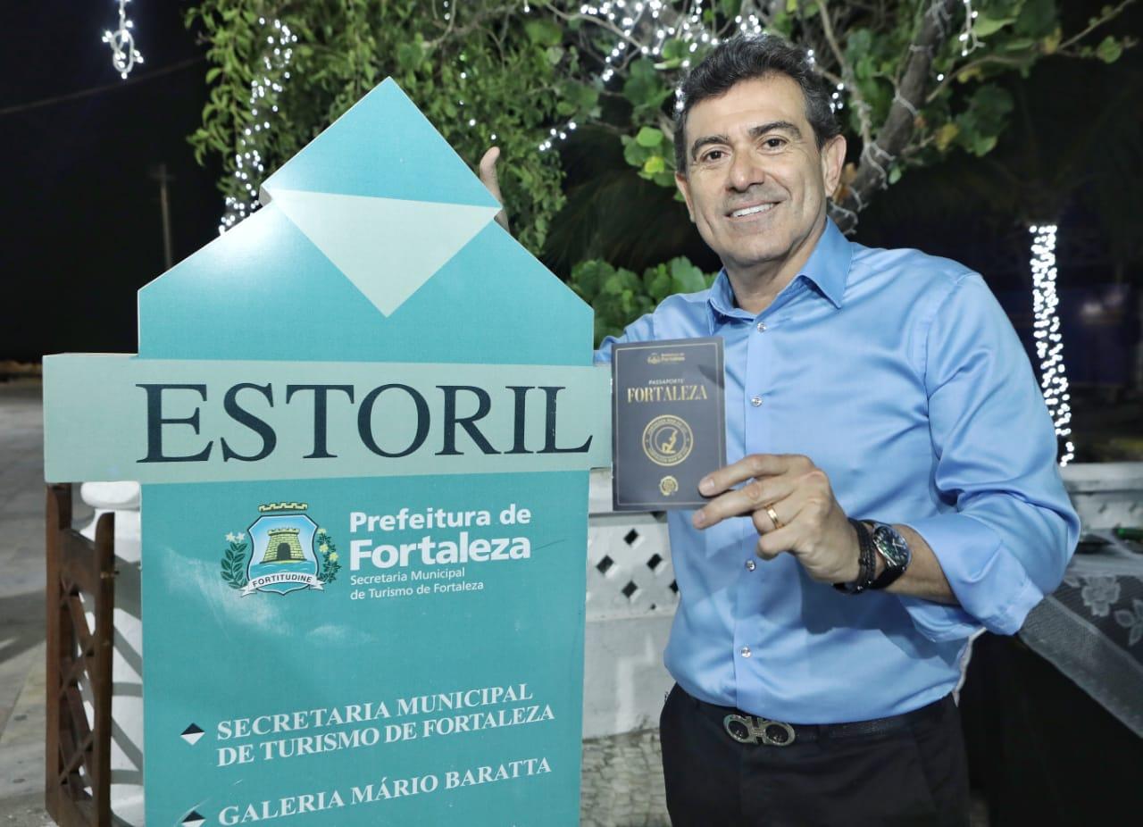 Secretaria de Turismo lança Passaporte Fortaleza