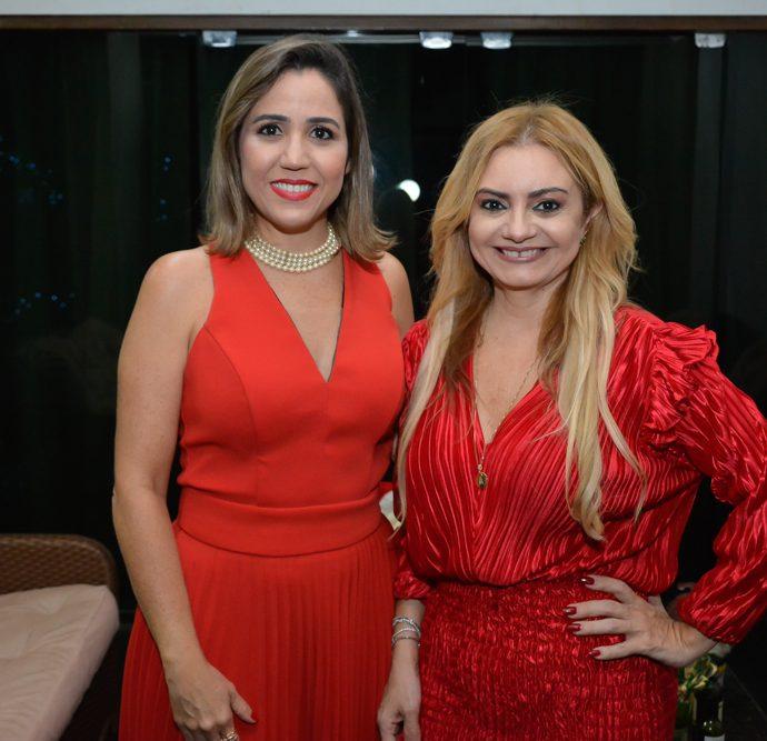 Alzira Barreira E Ana Cristina Camelo