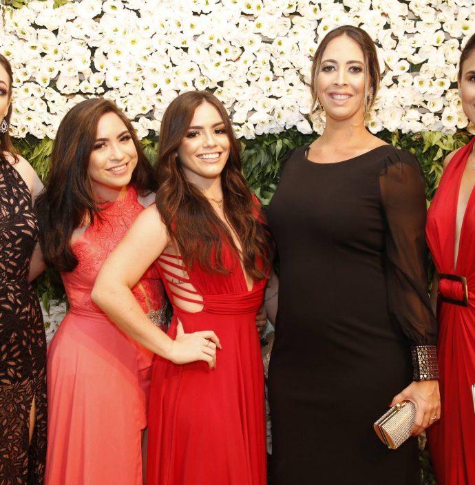 Amanda Freire, Camila E Rafaela Santos, Raqeul Ferreira E Marilia Camara