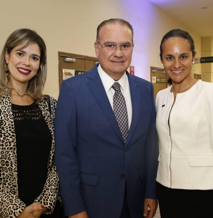 Amanda Machado, Chiquinho Feitosa E Fernanda Barreira