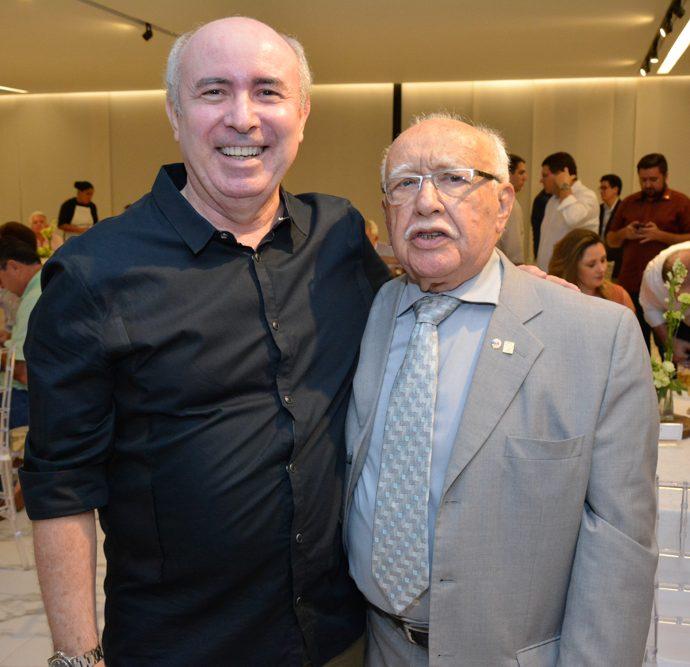 Amaurilio Cavalcante E Raimundo Padilha