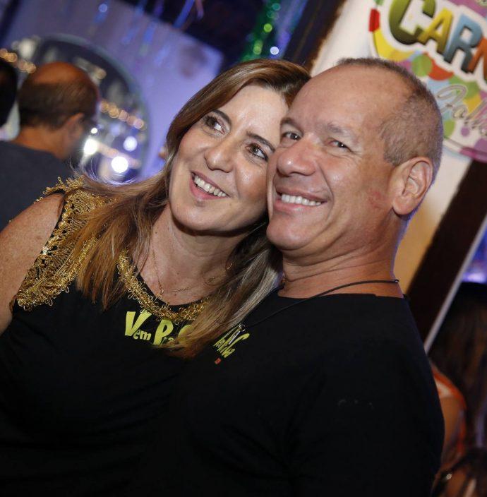 Ana Claudia Rego E Beto Cavalcante