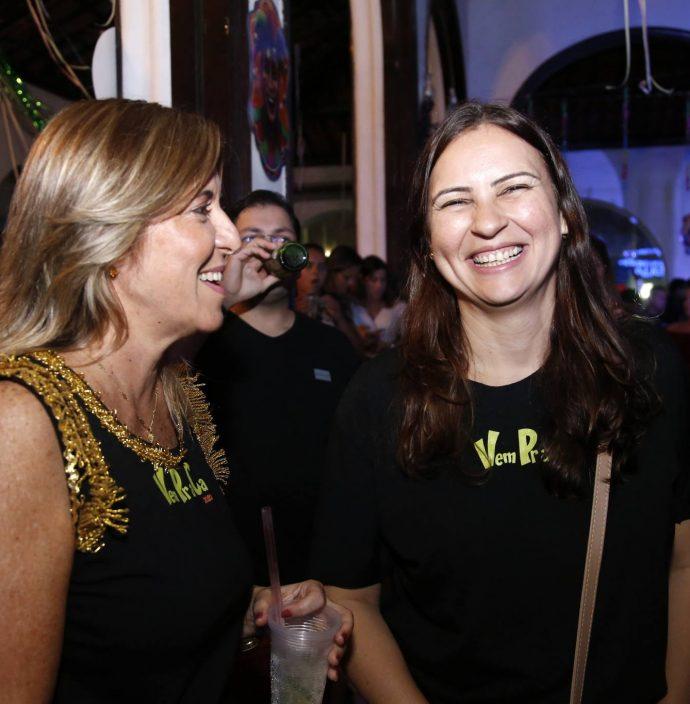 Ana Claudia Rego E Camila Nobre 1
