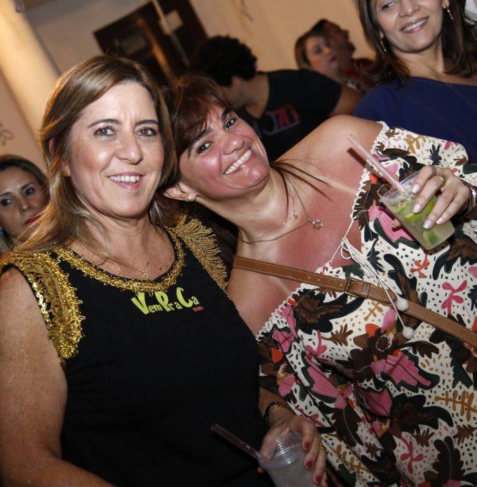 Ana Claudia Rego E Marcia Pimentel