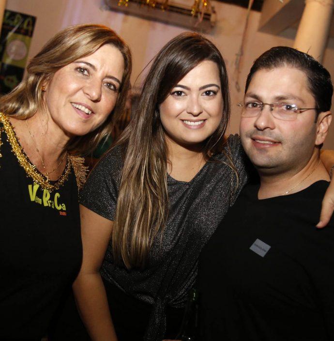 Ana Claudia Rego, Mariana E Andre Uchoa