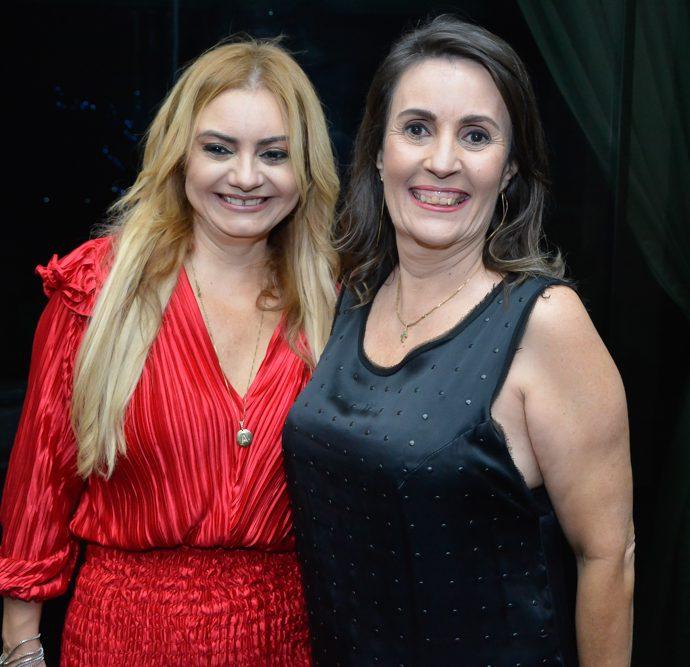 Ana Cristina Camelo E Ana Beatriz Carvalho