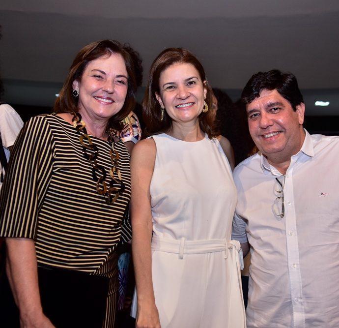Ana Maria Studart, Rita Dalva, Dr. Cabeto