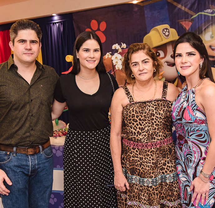 Anderson Quintao, Camile Carneiro, Carla Bezerra Lima E Marilia Vasconcelos