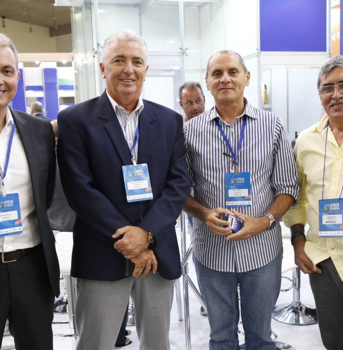 Andre Arrudam Giovanni Maranhao, Arli Franca E Jose Martins