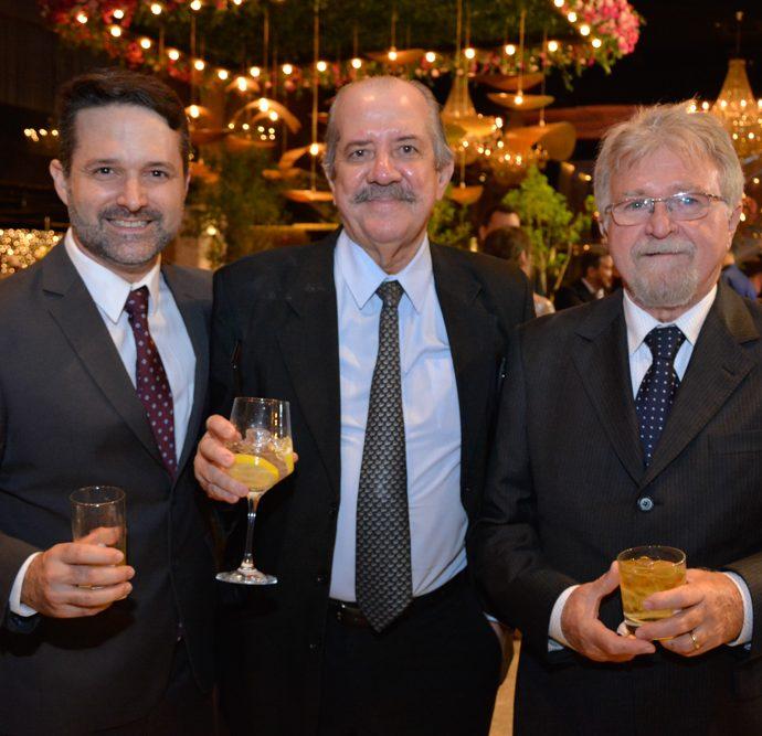 Andre Dafonte, Carlos Bizerril E Frederico Andrade