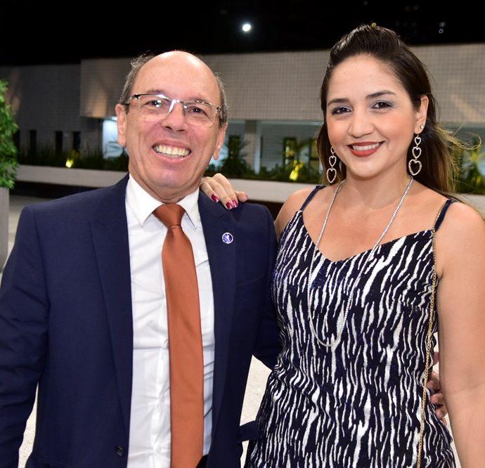 André Montenegro E Rafaella Rocha