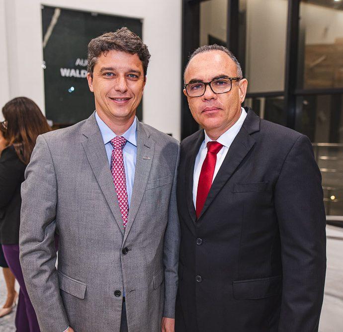 Andre Siqueira E Elano Guilherme
