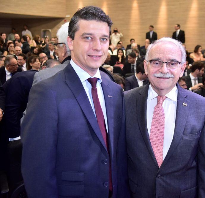 Andre Siqueira, Ednilton Soarez