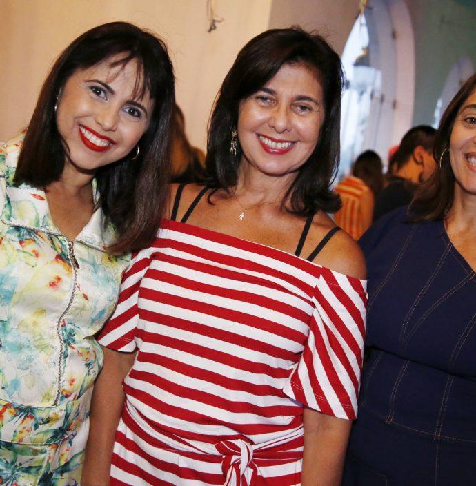 Andrea Lopes, Jacqueline De Deus E Amelia Rolim