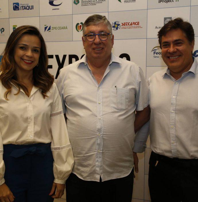 Andrea Maia, Maia Junior E Roberto Castro