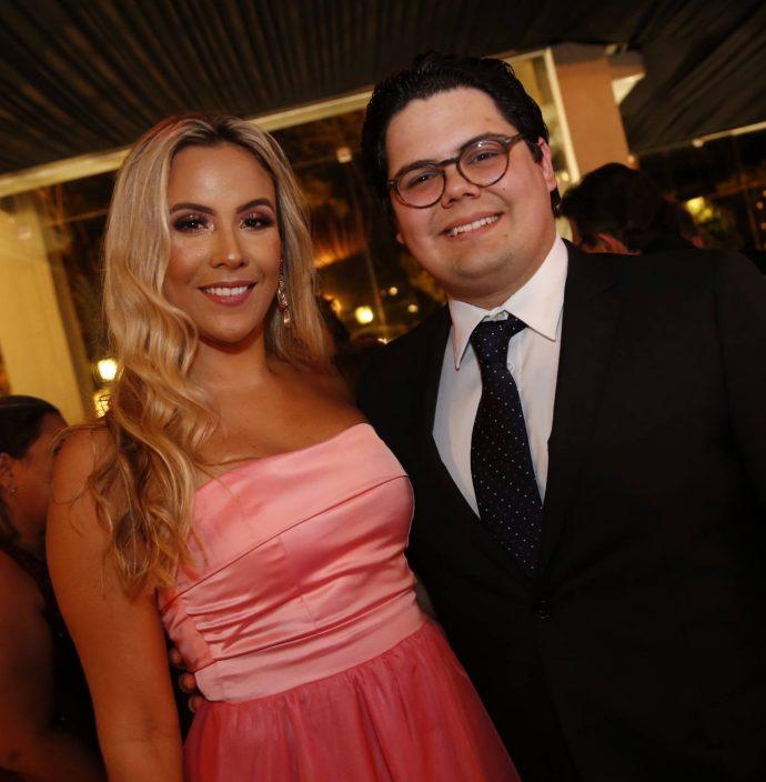 Andressa Frota E Bob Filho