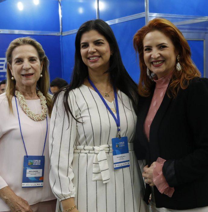 Ania Ribeiro, Ana Karina Frota E Enid Camara 1