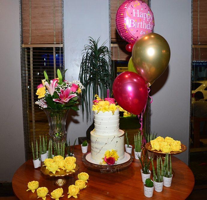 Aniversario De Geni Correia Lima