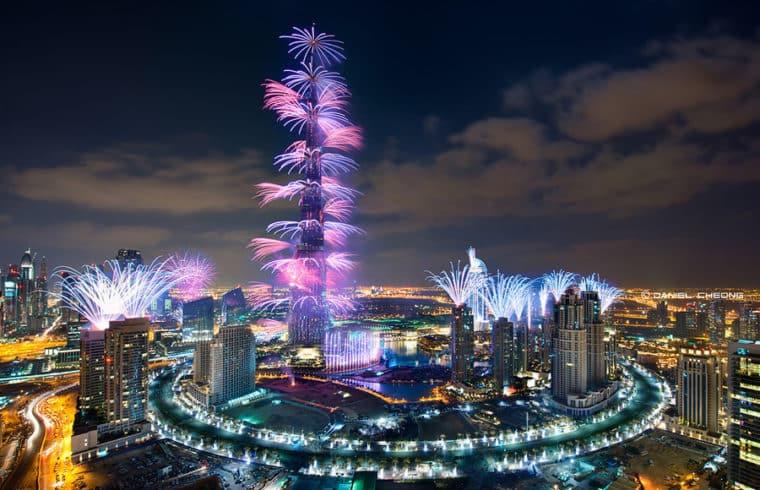 Confira os melhores destinos internacionais para celebrar a virada de ano