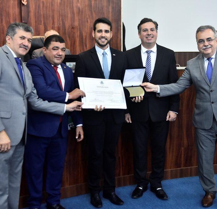 Antonio Henrique, Raimundo Filho, Cabral Neto, Samuel Dias, Assis Cavalcante