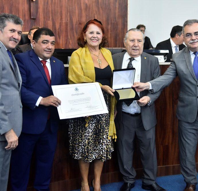 Antonio Henrique, Raimundo Filho, Fatima Duarte, Idalmir Feitosa, Assis Cavalcante