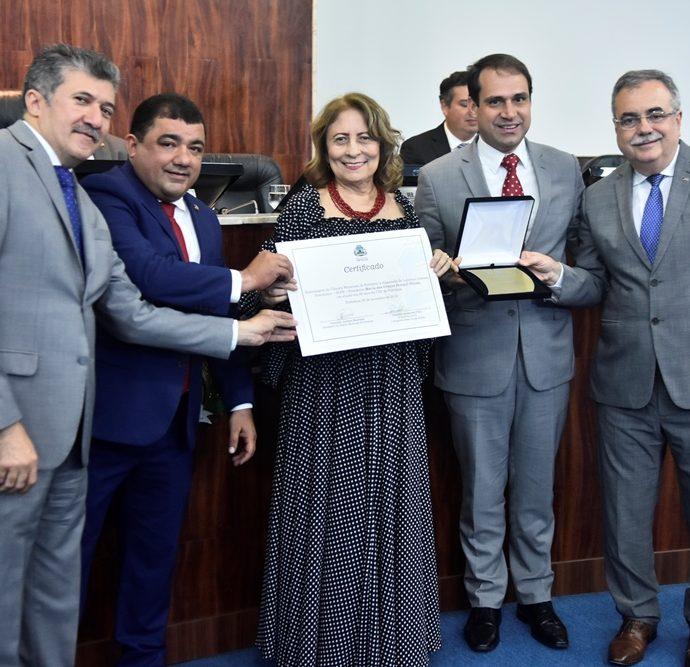 Antonio Henrique, Raimundo Filho, Graça Bringel, Salmito, Assis Cavalcante
