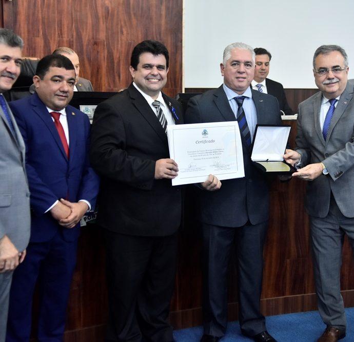 Antonio Henrique, Raimundo Filho, Jorge Pinheiro, Osvaldo Vieira, Assis Cavalcante