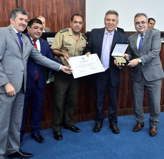 Antonio Henrique, Raimundo Filho, Major Paulo Camelo, Jose Welington, Assis Cavalcante