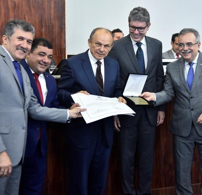 Antonio Henrique, Raimundo Filho, Onorio Pinheiro, Agusto Albuquerque, Assis Cavalcante