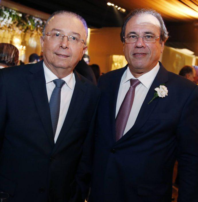 Antonio Jose Mello E Claudio Brasil