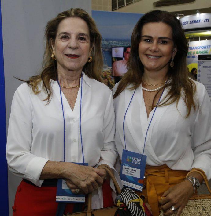 Anya Ribeiro E Ivana Bezerra