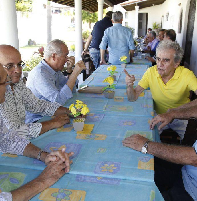 Aristofanes Canamary, Fernando Cirino, Antenor Barros Leal, Lucio Brasileiro E Waldyr Diogo