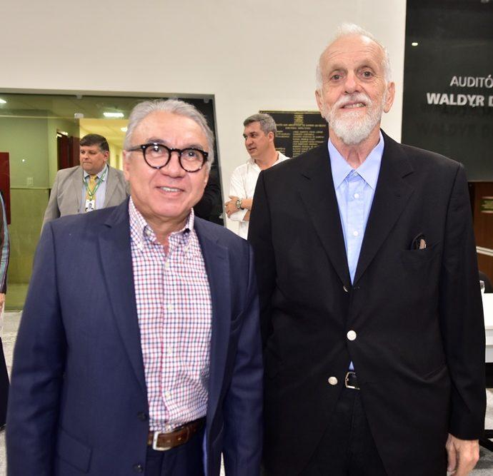 Arnaldo Santos, Sergio Cals