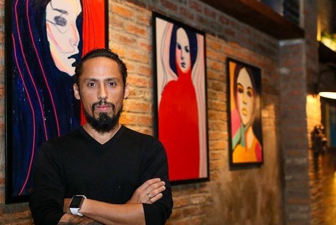 Artista Plástico Juca Máximo inaugura loja virtual