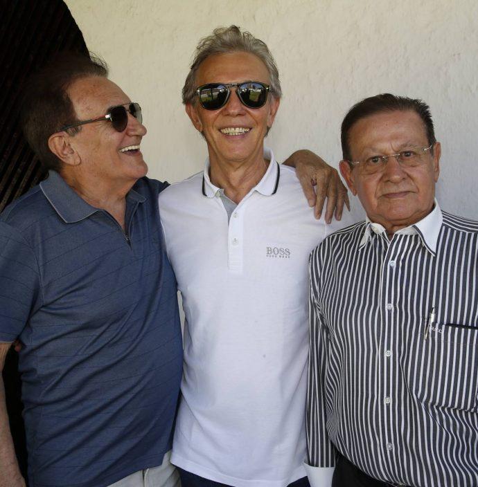 Assis Antero, Jose Gerardo Pontes E Alvaro Andrade