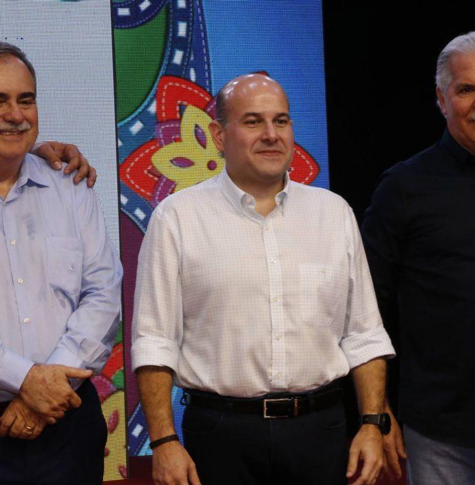 Assis Cavalcante, Roberto Claudio E Pio Rodrigues