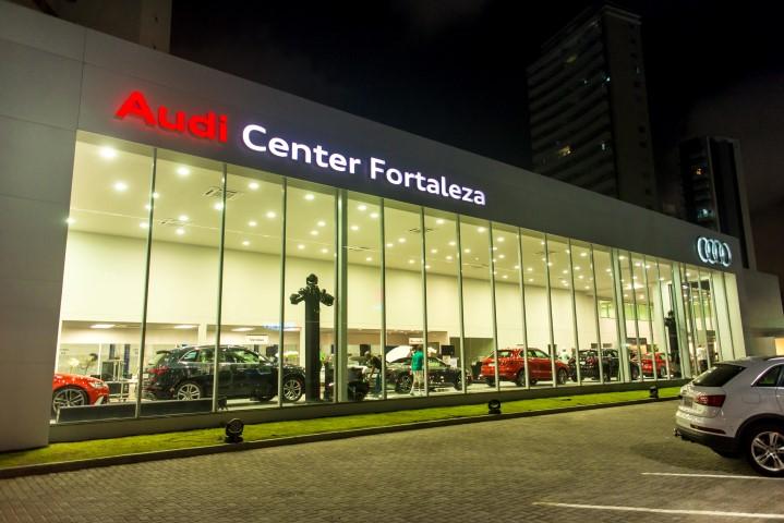 O Grupo Palácio de Queiroz adquire a Audi Center Fortaleza e em São Luiz